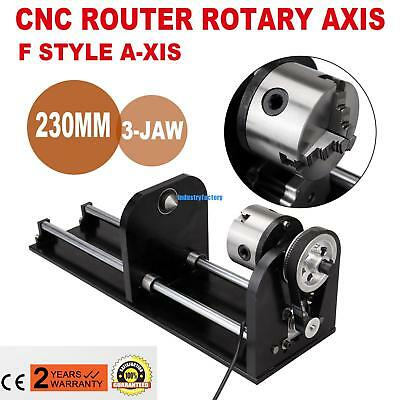 Rotary Axis For 60W-100W CO2 Laser Engraving Cutting Machine Engraver USB Port