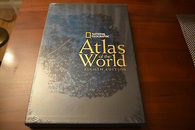 Atlas of the world (National Geographic) - eighth edition