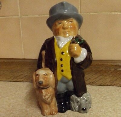 Roy Kirkham Toby Jug - Squire - Hand Painted - Excellent Condition
