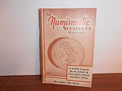 The Numismatic Scrapbook Magazine December 20, 1953 Monthly Coin Collecting