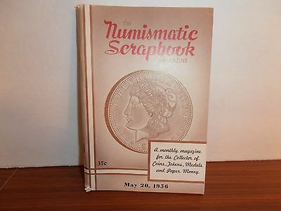 The Numismatic Scrapbook Magazine May 20, 1956 Monthly Coin Collecting