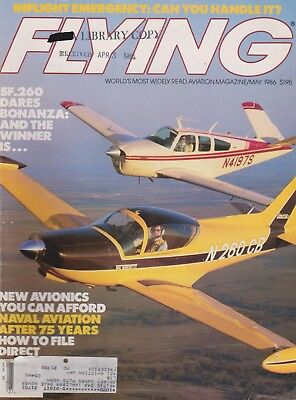 MAY 1964 ISSUE of FLYING Aviation Magazine NEW BONANZA FOR 64 FOKKER