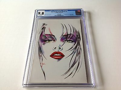 Shi The Way Of The Warrior 1 Cgc 9.8 White Pgs Rare Virgin Edition Highest Grade