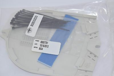 Lot of 6 NEW PREFORMED LINE PRODUCTS 80807701BX TRAY, SPLICE, 12 CT, LOW PROFILE