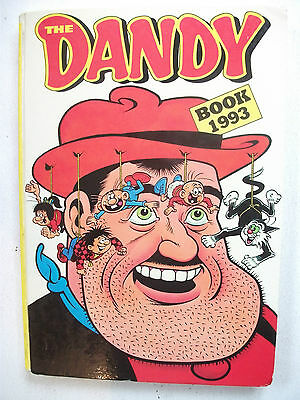 THE DANDY BOOK 1993 *High Grade*