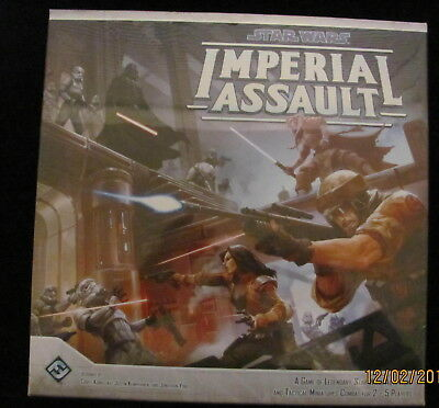 Star Wars Imperial Assault Board Game, New Factory sealed