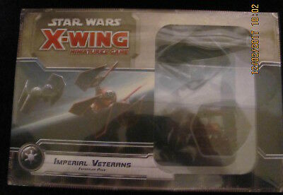 X-WING Imperial Veterans STAR WARS New Factory sealed