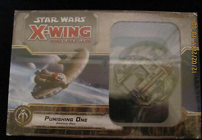 X-WING Punishing One STAR WARS New Factory sealed