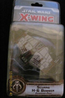 X-WING Scurrg H6 STAR WARS New Factory sealed