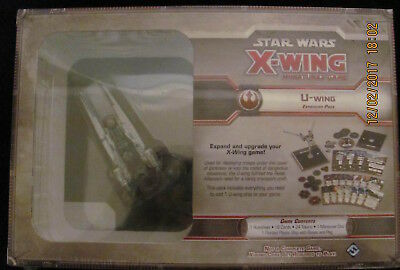 X-WING U-Wing STAR WARS New Factory sealed