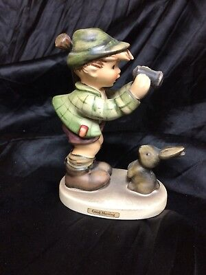 Hummel #307, Good hunting 1955 difficult to find