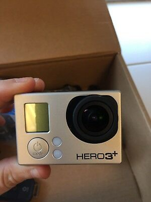 GoPRO Hero 3+ Black Edition with Many Accessories
