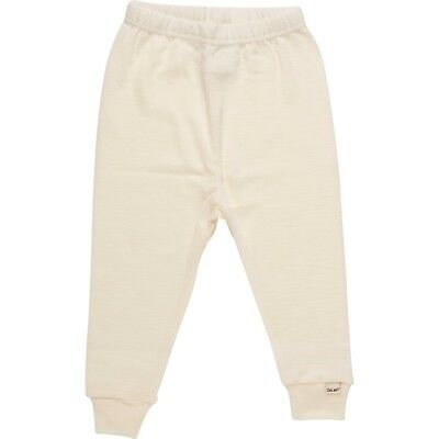 Unisex 100% MERINO WOOL Baselayer-Underwear-Bottoms-Long Johns (3-24 Months)