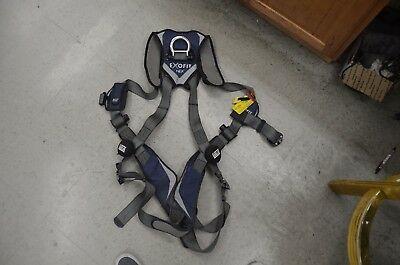 Exofit Nex full body harness 1113010C SIZE XL EXCELLENT FREE S/H 5 YEAR WARRANTY