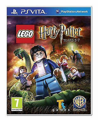 PS Vita Lego Harry Potter Die Jahre 5-7 5 - 7 Game for PlayStation Vita PSV New