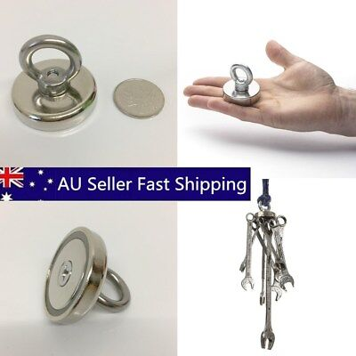 150g High Quality Recovery Magnet Metal Detector Treasure Hunting Fishing NEW