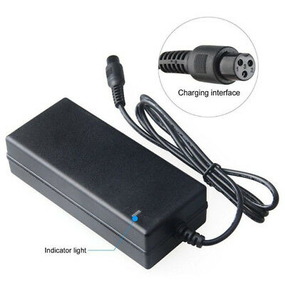42V 2A Power Adapter Battery Charger For Two Wheel Smart Balance Scooter AU Plug