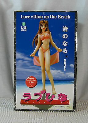 Naru Narusegawa on the Beach 1/8 Scale Statue Love Hina Figure Epoch NEW SEALED
