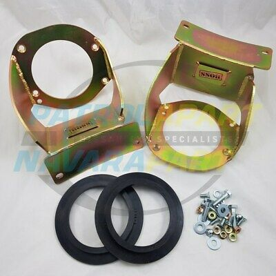 Nissan Patrol GQ GU BOSS Bolt In DIY Coil Tower Brace Kit (Boss4PCB)