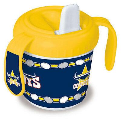North Queensland Cowboys NRL Toddler Training Sippy Sipper Cup