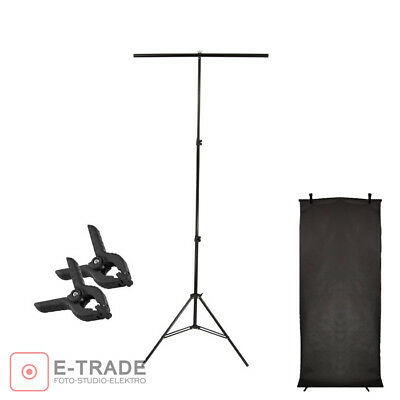 portable Mount system for photo studio background stand + crossbar /BST200