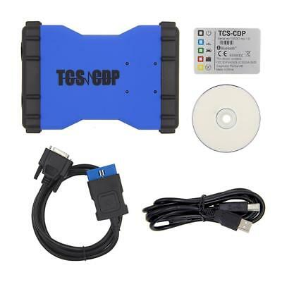 HOT USB cable+DVD ( 2015.3 software)+LED obd cable+LED obd cable Set