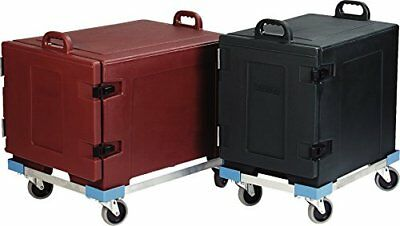 Carlisle Cateraide Sheet Pan / Tray Carrier Dolly Aluminum Industrial Cart Truck