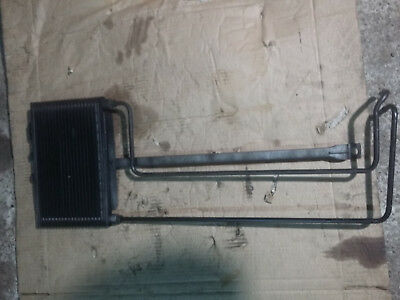 radiateur huile hydraulique jeep grand cherokee 2.7l CRD