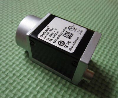 1PC Used BASLER acA1300-30gm 1.3 megapixel industrial black and white CCD camera