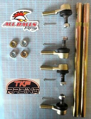 Upgrade Heavy Duty Steering Tie Track Rod End Kit Honda Trx450'r 2004-2009