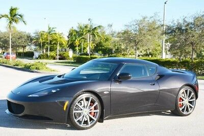 2013 Lotus Evora  2013 EVORA 2+2 IPS - TECH PACK - SPORT PACK - FORGED WHEELS -1 OWNER FLORIDA CAR