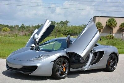 2012 McLaren MP4-12C  2012 MP4-12C - ONLY 9,000 MILES - LOADED WITH OPTIONS - FLORIDA