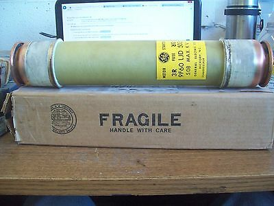 New General Electric Fuse 3R 5.08 Max Kv Size D 60 Hz 9F60Ljd503