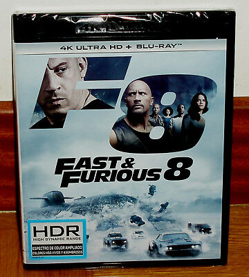 fast and furious 8 blu ray nuovo eur 5 90 picclick it. Black Bedroom Furniture Sets. Home Design Ideas