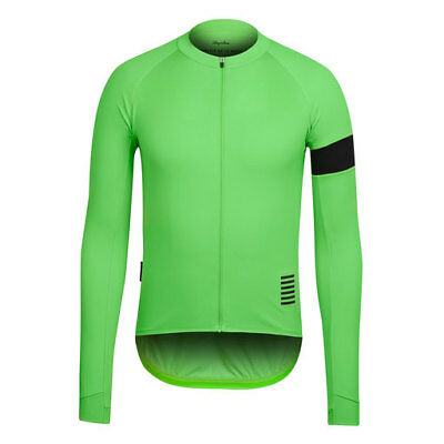 Rapha Green Long Sleeve Pro Team Jersey. Size Small. BNWT.