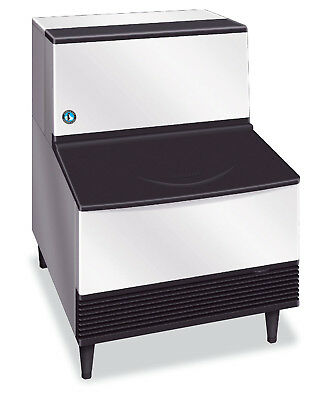 "Hoshizaki KM-260BAH 30"" Air Cooled Undercounter Crescent Cube Ice Machine - 263"