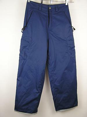 Billabong Ideal Series Snow Pants Ski Snowboard Waterproof Lined Youth Size XL