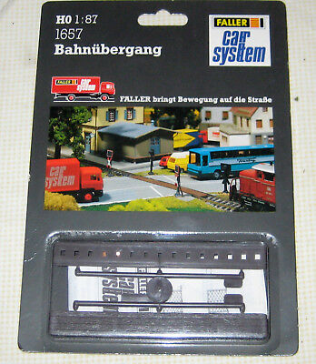 faller car system bahn bergang 1657 neu original verpackt. Black Bedroom Furniture Sets. Home Design Ideas