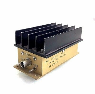 Mini-Circuits ZHL-2-8 coaxial Amplifier FOR PARTS OR REPAIR