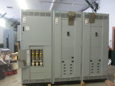 Seimans Electrical Panel with ground fault.