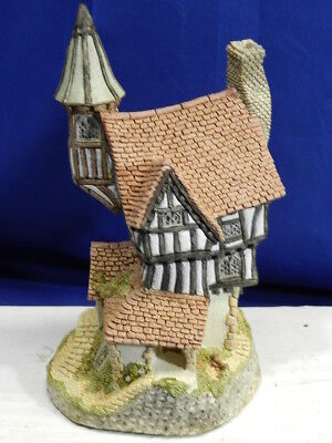 David Winter Cottages Crooked House w/ Original Box VT1594