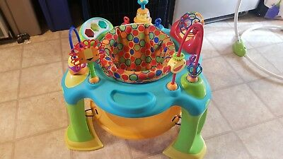 Baby Bouncer Jumper Exersaucer Learning Activity Center