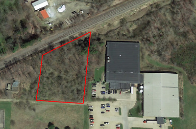 0.83  Acre  Pennsylvania LAND - GOOD COMMERCIAL POTENTIAL- ERIE COUNTY
