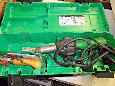 Leister Triac ST Handheld Welders