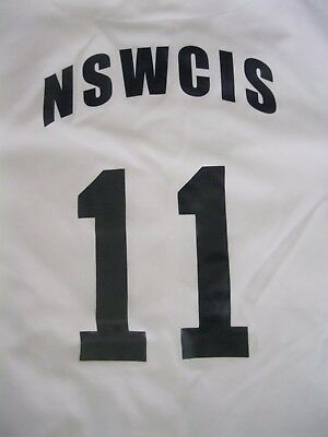 Nsw Cis Representative Players Issue #11 Training Jersey (Mens Large)