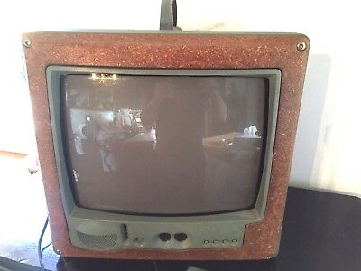 Television Jim Nature Saba Philippe Starck Iconic Vintage Tv French Designer