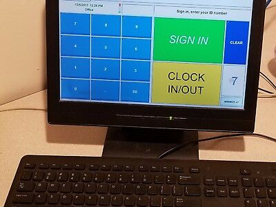 Complete Micros E7 POS System with installed product software and license key