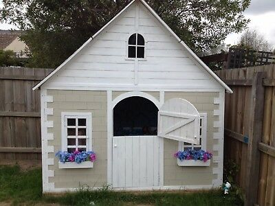 Kids Cubby House + Furniture