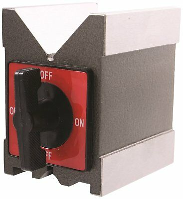 3.75 X 2.75 X 4 Magnetic V-Block With Switch 3402-0901