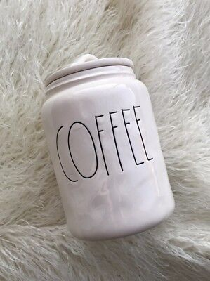 Brand New Rae Dunn Coffee Canister And Mugs Cad